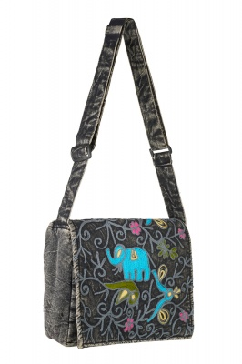Elephant shoulder bag