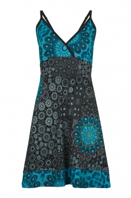 Mandala strappy dress - S/M only