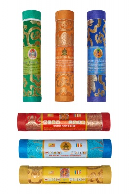 Bhutanese Himalayan dhoop incense sticks