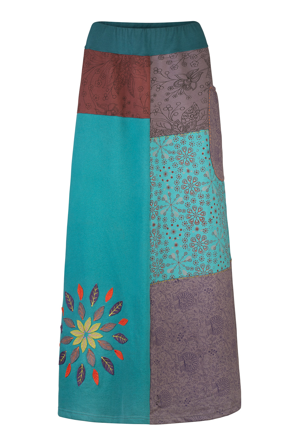 9c78d1e9f Wicked Dragon Clothing - Long warm winter skirt