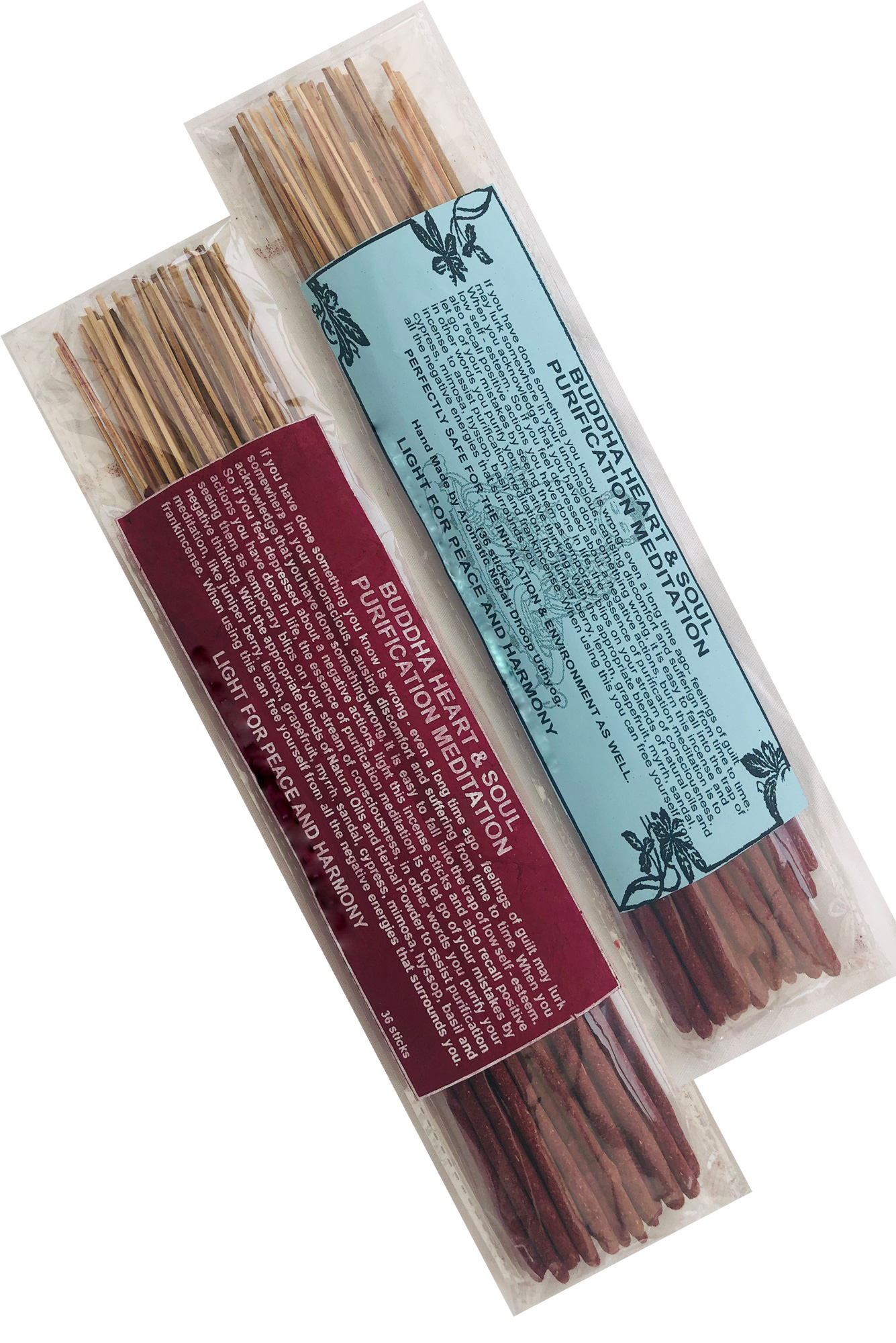 Buddha heart and soul incense