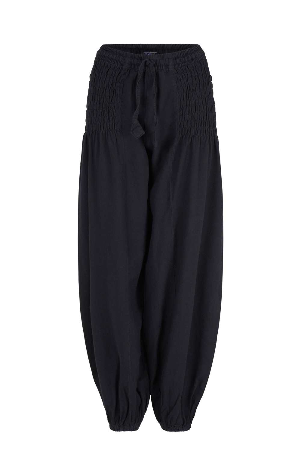 Unisex wide leg long trousers