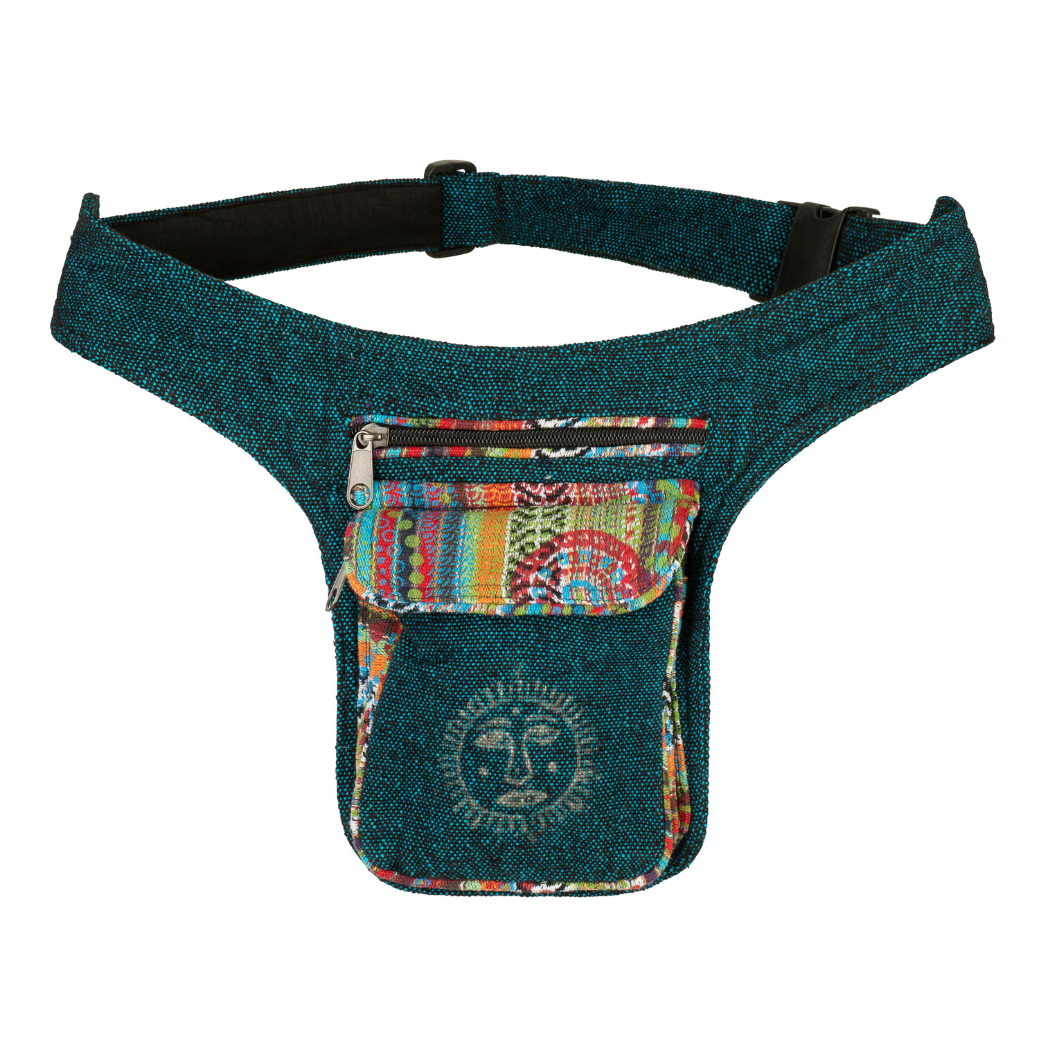Gheri cotton festival belt bag